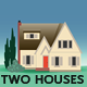 House and Cottage - Home - GraphicRiver Item for Sale