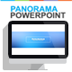 Gstudio Panorama Powerpoint Template - GraphicRiver Item for Sale