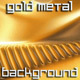 Gold Metal 3D Backgrounds - GraphicRiver Item for Sale