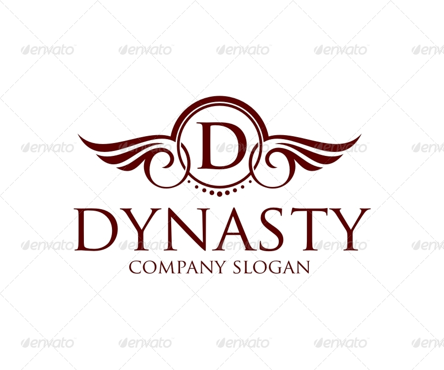 Dynasty Logo By Soponyono Graphicriver