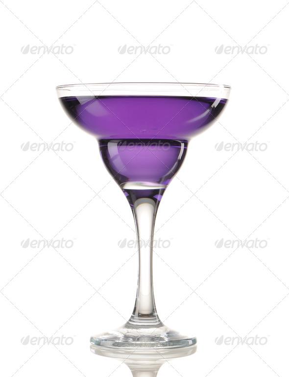 Margarita/Daiquiri cocktail - Stock Photo - Images