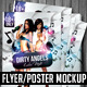 Flyer / Poster Mock up Vol 2 - GraphicRiver Item for Sale