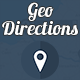 GeoDirections - Useful Geolocated Directions Map - CodeCanyon Item for Sale