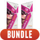 3 in 1 Fashion Multipurpose Banner Bundle 13