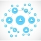 Social Network Background - GraphicRiver Item for Sale