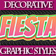 Set of Beautiful Volume Graphic Styles for Design - GraphicRiver Item for Sale