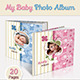 My Baby Photo Album - GraphicRiver Item for Sale