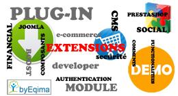 byEqima Joomla extensions