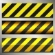 Set of Danger and Police Warning Lines - GraphicRiver Item for Sale