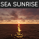 Sunrise at Sea - VideoHive Item for Sale