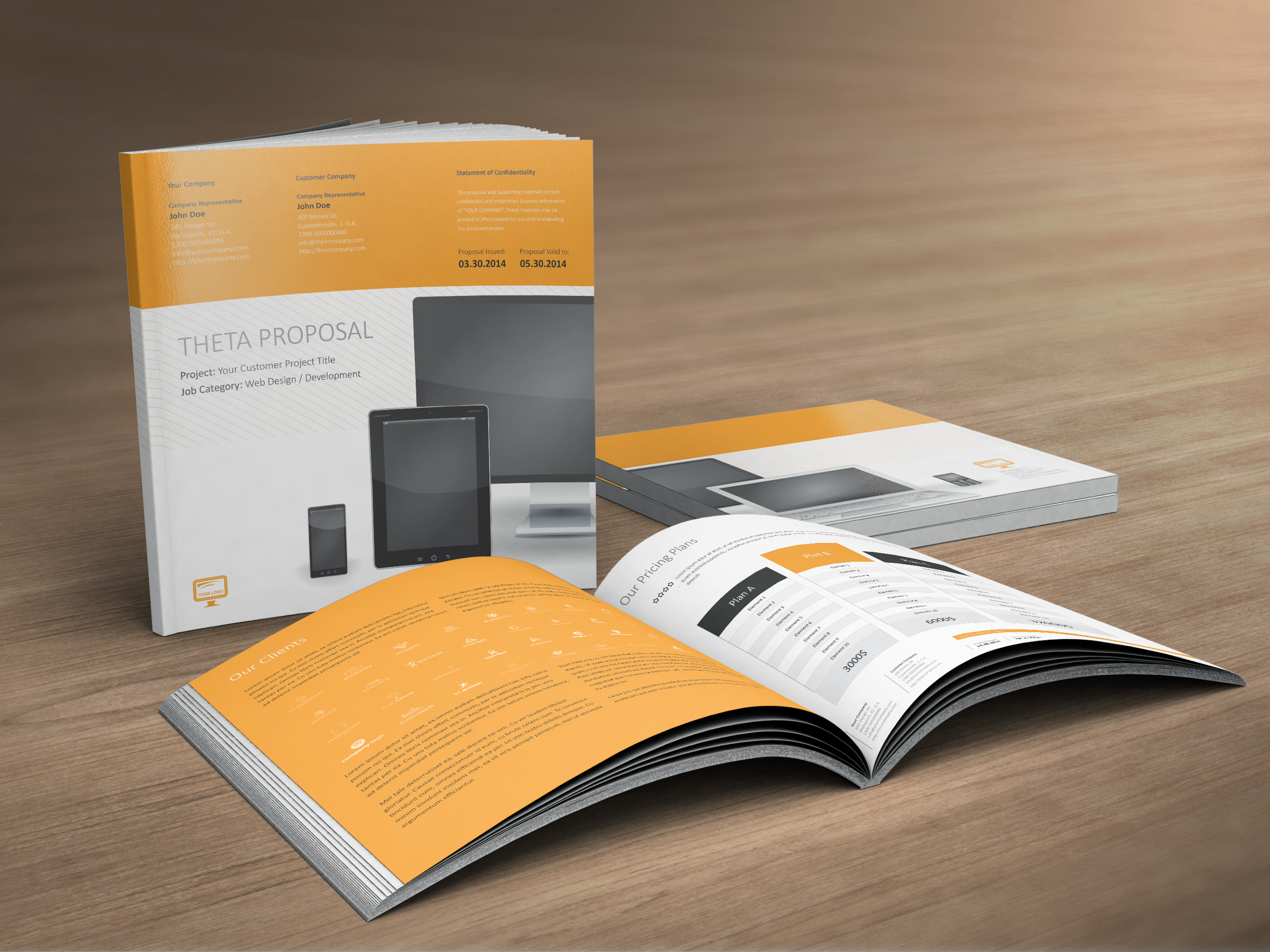 Business Print Design