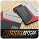 Square Business Card V.5 - GraphicRiver Item for Sale