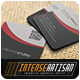 Square Business Card V.6 - GraphicRiver Item for Sale