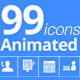 99 Animated Icon Build-ups: SEO & Business  - VideoHive Item for Sale