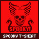 Spooky! T-Shirt - GraphicRiver Item for Sale
