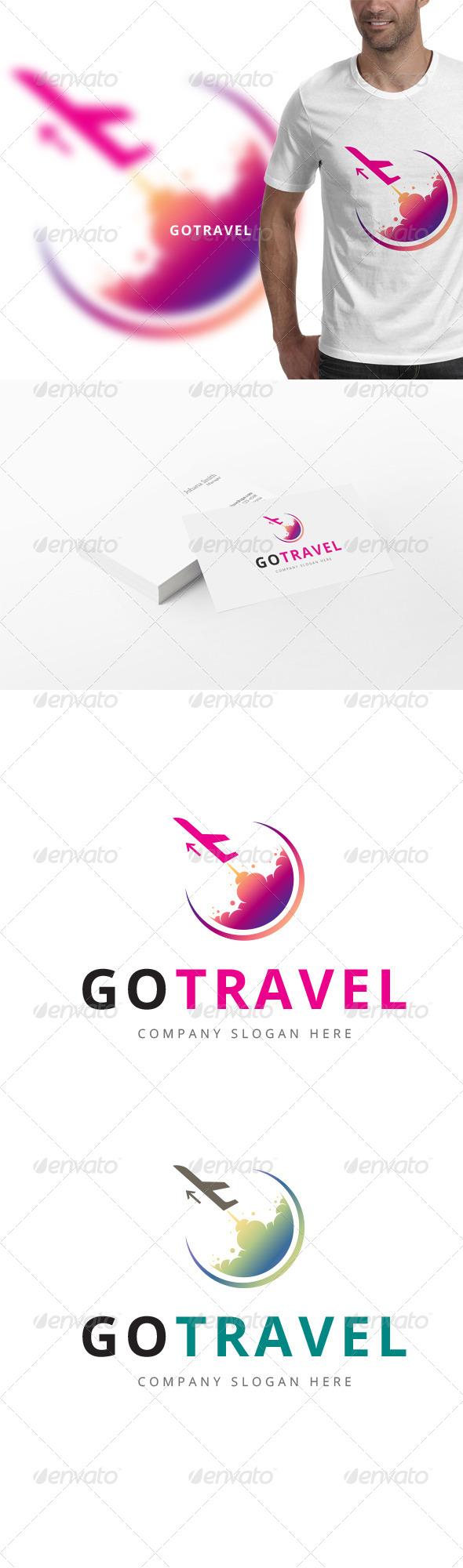 Go Travel Logo - Logo Templates