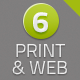 Print & Web 6 - GraphicRiver Item for Sale