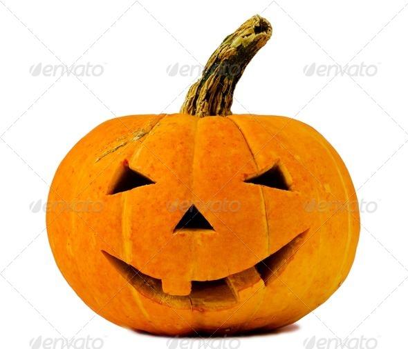 Halloween pumpkin - Stock Photo - Images