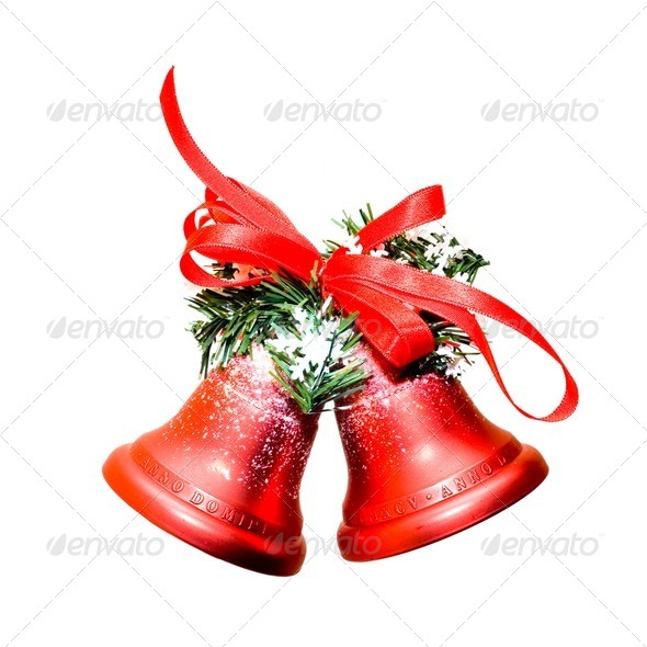 Christmas Bells - Stock Photo - Images