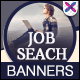 Search Jobs Banners - GraphicRiver Item for Sale