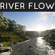 River Flow at Sunrise - VideoHive Item for Sale