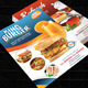 Multi Purpose Food Flyer - Vol5 - GraphicRiver Item for Sale