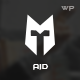 Aid: Responsive Charity + Blog WP Theme Nulled