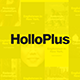 Hollo Plus - Onepage PSD Template - ThemeForest Item for Sale