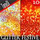 Glitter Festive Backgrounds - GraphicRiver Item for Sale