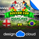Soccer Cup / World Edition Flyer Template