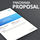 Gstudio Panorama Proposal Template - GraphicRiver Item for Sale