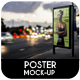Poster Mock-Up Vol.3 - GraphicRiver Item for Sale