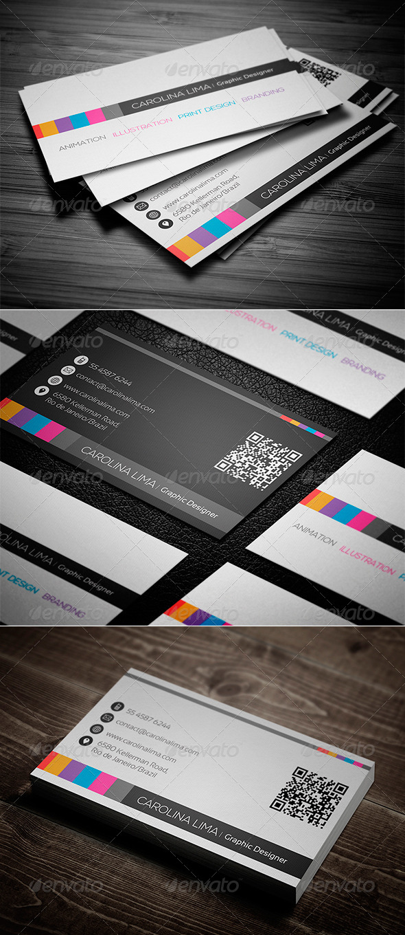 Creative Designer Business Card Vol. 04 - Creative Business Cards