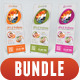 3 in 1 Spa Wellness Banner Bundle 06 - GraphicRiver Item for Sale