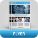 Corporate Flyer Template Vol 18 - GraphicRiver Item for Sale
