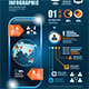 Infographic Technology Elements Design Template - GraphicRiver Item for Sale