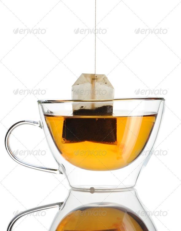 Teabag - Stock Photo - Images