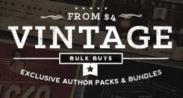 Exclusive Authors | Vintage Packs & Bundles