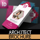 Architect Brochure Template - GraphicRiver Item for Sale