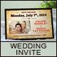 Wedding Invitation Template - GraphicRiver Item for Sale