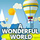 A Wonderful World - GraphicRiver Item for Sale