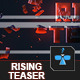 Rising Teaser - VideoHive Item for Sale