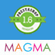 MAGMA - Fashion Responsive PrestaShop Template Nulled