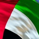 United Arab Emirates flag transition - VideoHive Item for Sale