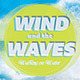 Wind and the Waves Church Flyer Invite Template - GraphicRiver Item for Sale