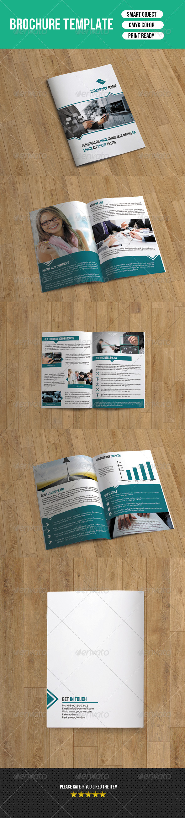 8 Page Business Brochure-V12 - Corporate Brochures