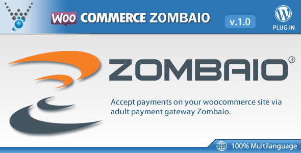 Zombaio Payment Gateway for WooCommerce - CodeCanyon Item for Sale