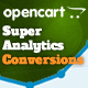 OpenCart Super Analytics Conversions - CodeCanyon Item for Sale
