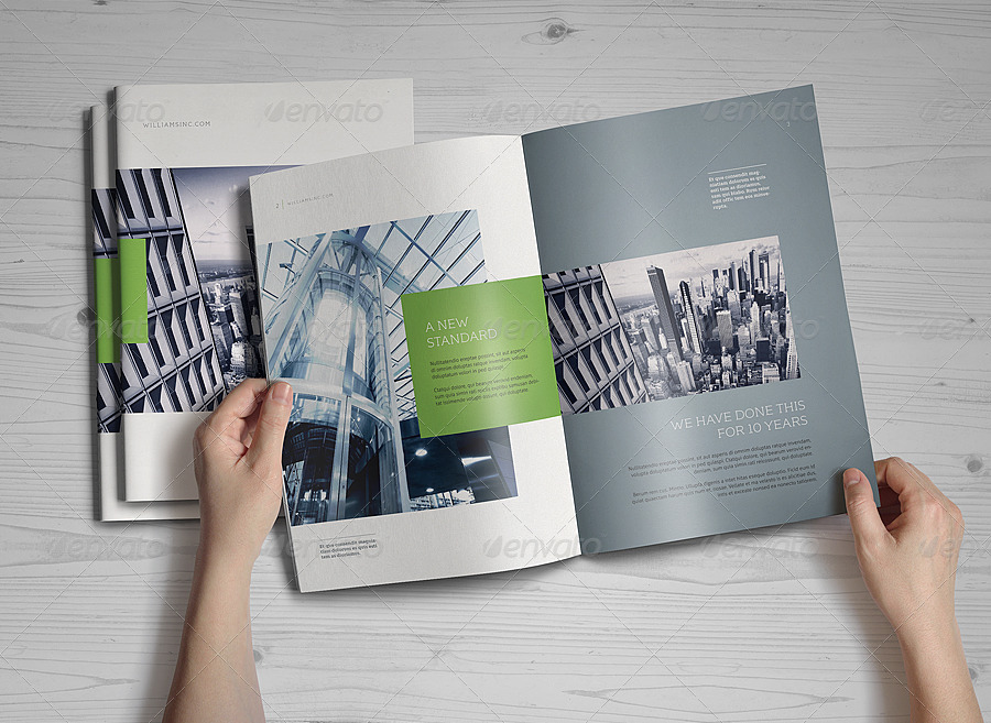 20 Free Catalog Brochure Mockup Idealstalist