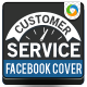 Customer Service Facebook Cover Page - GraphicRiver Item for Sale